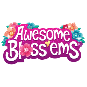 awesome blossoms brand icon