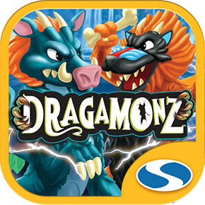dragamonz app icon